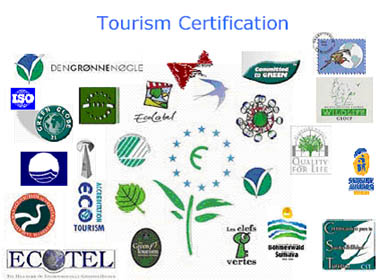 Sustainable Tourism Tools Certification And Eco Labelling